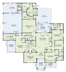 european style house plan 4 beds 4 baths 3354 sq ft plan 17 412