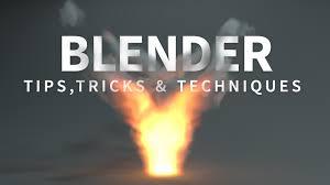 blender tutorial pdf 2 7 blender tips tricks techniques