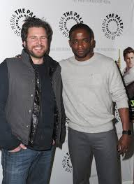 james roday and maggie lawson 2015 james roday and dule hill photos photos the paley center for media