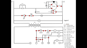 heat pump diagram call for 1stage youtube wiring diagram components