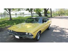 Chevelle Ss Price 1969 Chevrolet Chevelle Ss For Sale On Classiccars Com 33 Available