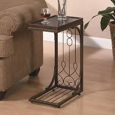 decorative c shaped end table all about house design