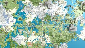 Make Your Own Map Transforming Minecraft Maps Into Stunning Works Of Art Kotaku
