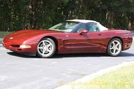 2003 50th anniversary corvette convertible for sale 2003 corvette 50th anniversary 1sc supercharged convertible 510hp