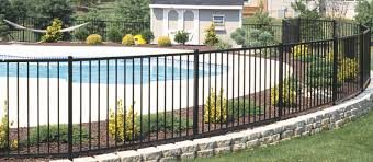 aluminum ornamental fence supplies delaware bg halko and
