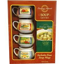 Soup Gift Baskets Caraway Natural Soup Holiday Gift Set