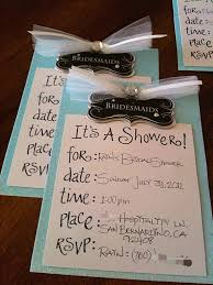 handmade bridal shower invitations crafts by naygee pinterest