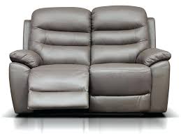 2 Seat Leather Reclining Sofa Valencia 2 Seater Leather Recliner Sofa With Drinks Console Sale