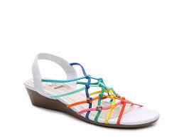 impo rhyme wedge sandal women u0027s shoes dsw