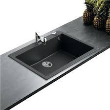 evier cuisine noir 1 bac evier cuisine 100 x 50 avier granit noir mouchetac ewi urbia 1 bac