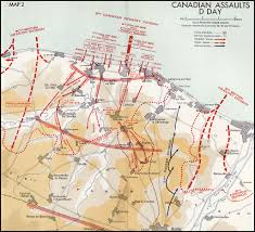 D Day Map The Battle For Verrières Ridge Wwii Forums