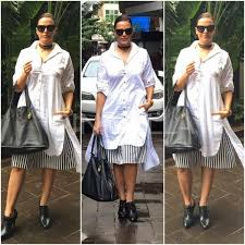 7 celebrity approved shirt dresses that you can also wear idiva