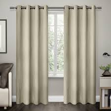 amazon com exclusive home curtains crete textured jacquard
