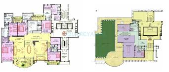 Penthouse Floor Plan by 5 Bhk 11500 Sq Ft Penthouse For Sale In Ambience Caitriona At Rs