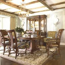 Thomasville Cherry Dining Room Set by Deschanel 467 By Thomasville Adcock Furniture Thomasville