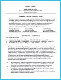 Chef Job Description Resume by Special Car Sales Resume To Get The Most Special Job