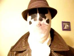 Rorschach Halloween Costume Rorschach Mask Moving Inkblots