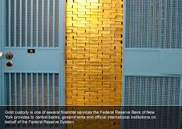 Basement Systems Of New York by Gold Vault Federal Reserve Bank Of New York