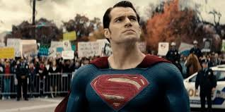 justice league movie confirmed superman wear