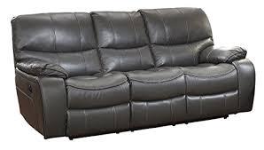 Reclining Sofa Leather Homelegance Reclining Sofas Recliningsofa Store