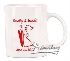 Personalized Mugs For Wedding Just In Time For Wedding Season Diy Mr U0026 Mrs Personalized Mug