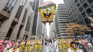 spongebob squarepants macy s thanksgiving day parade wiki