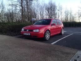 here u0027s my car she u0027s a volkswagen golf gti mk4 1 8 turbo with the