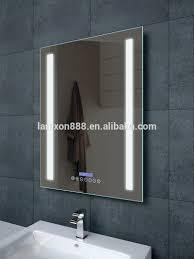 bathroom mirror radio high quality bathroom mirror radio bathroom mirror with led lights