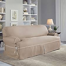 Leather Slipcover For Couch Slipcovers U0026 Furniture Covers Sofa U0026 Recliner Slipcovers Bed