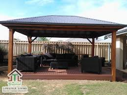 colorbond gazebo diy kits or installed please save this pin