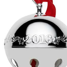 wallace sterling silver sleigh bell 2016