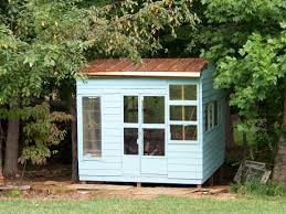 Backyard Shed Ideas by Outdoor U0026 Landscaping Cozy Small White Wooden Facade Shed Ideas