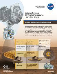 Parts Delivery Driver Jobs Nasa Tests First 3 D Printed Bi Metallic Rocket Engine Part Nasa