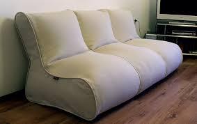 baby nursery modern bean bag chairs comfy white fabric amploa