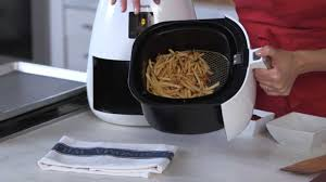 cuisine philips how to use the philips viva digital air fryer williams sonoma