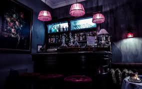 interior bar design hd wallpapers 4k