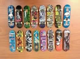 Tech Deck Blind Skateboards Vtg Tech Deck Collection Blind Tony Hawk Finger Skateboards Zoo