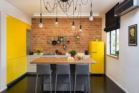 gelbe k che wand steinoptik kuche speyeder net verschiedene ideen für die