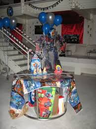 optimus prime birthday party optimus prime cake and the best 30th birthday geeky