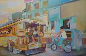 philippine jeepney philippine scene