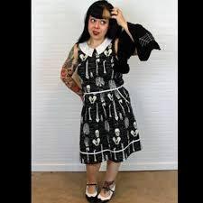 Skeleton Dress 63 Off Folter Dresses U0026 Skirts Folter Glow In The Dark X Ray