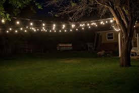 backyard lighting home outdoor decoration