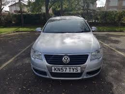 2007 57 vw passat 2 0 tdi estate silver manual extensive