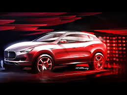 maserati kubang maserati kubang concept u2013 2011 supercar sketches
