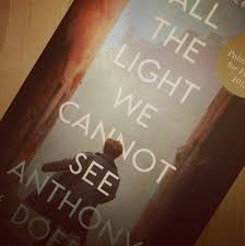 The Light We Cannot See All The Light We Cannot See U2013 Anthony Doerr U2013 Bundle Of Books