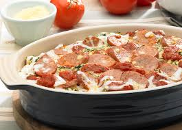 low carb sausage spinach lasagna casserole johnsonville