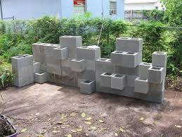 234 best block wall fence images on pinterest architecture