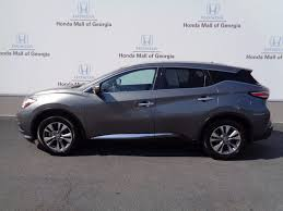 2015 used nissan murano 2wd 4dr sl at honda mall of georgia