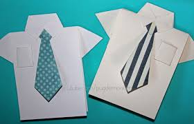 tutorial father u0027s day card shirt u0026 tie youtube