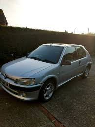 peugeot 106 quicksilver in havant hampshire gumtree